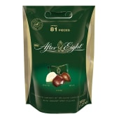 After Eight Chocolate Pouch