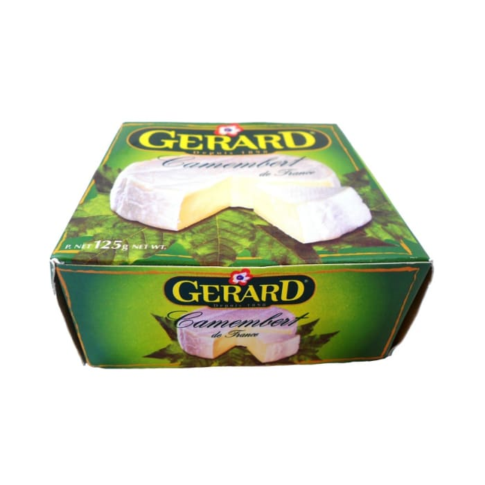Gerard Camembert Cheese