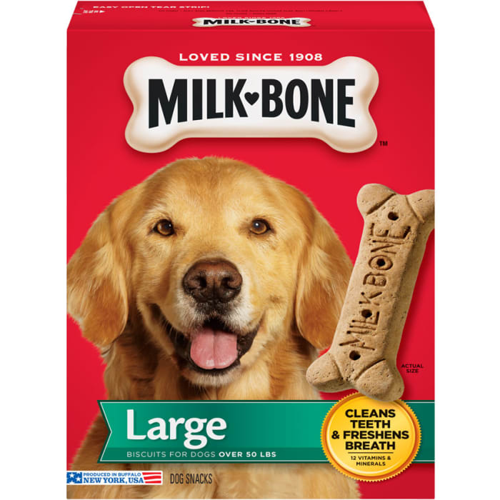 Milk Bone Original Dog Biscuits For Large Dogs