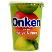 Onken Fat Free Mango & Apple Yogurt