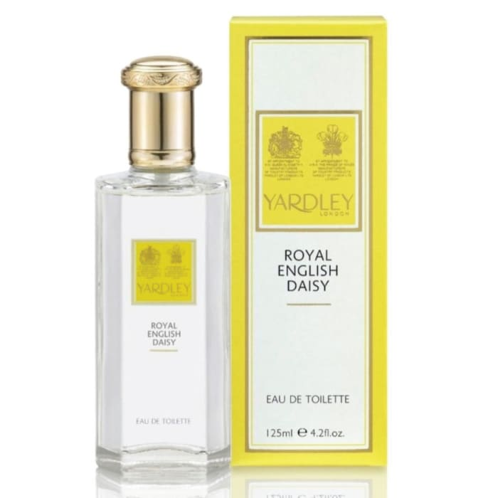 Yardley London Royal English Daisy Eau De Toilette for Women
