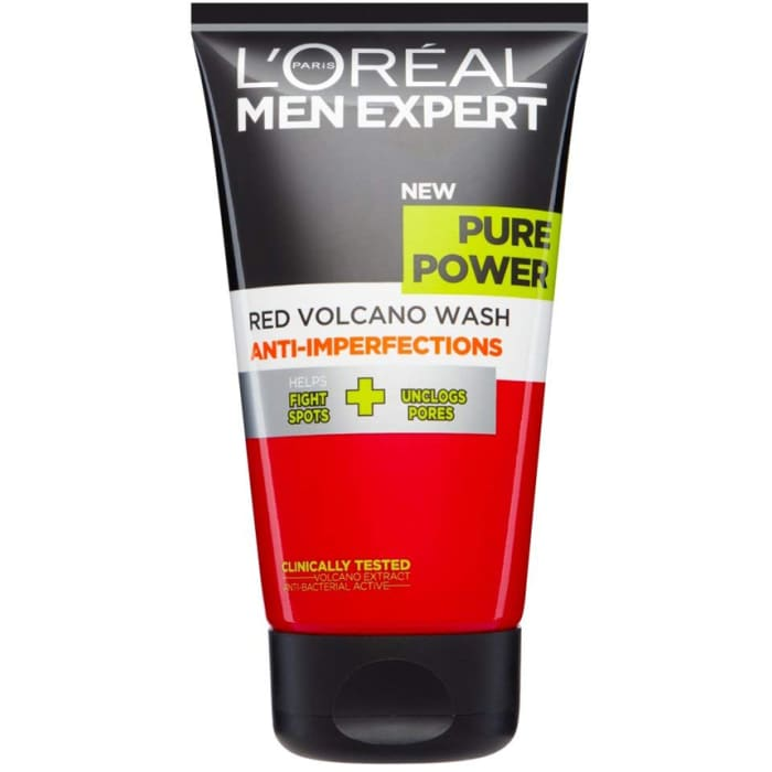 Loreal Men Expert Anti Imperfections Face Wash