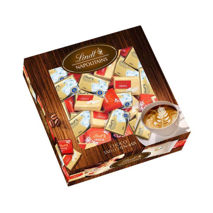 Lindt Napolitains Mix Chocolate Box