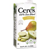Ceres Pear Juice 1 Liter