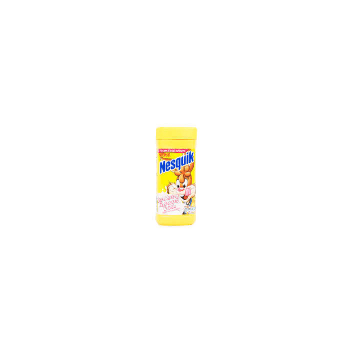 Nestle Nesquik Strawberry Flavour 500g