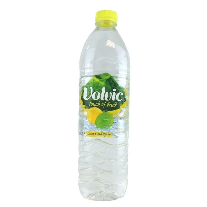 Volvic Water Lemon And Lime Sugar Free