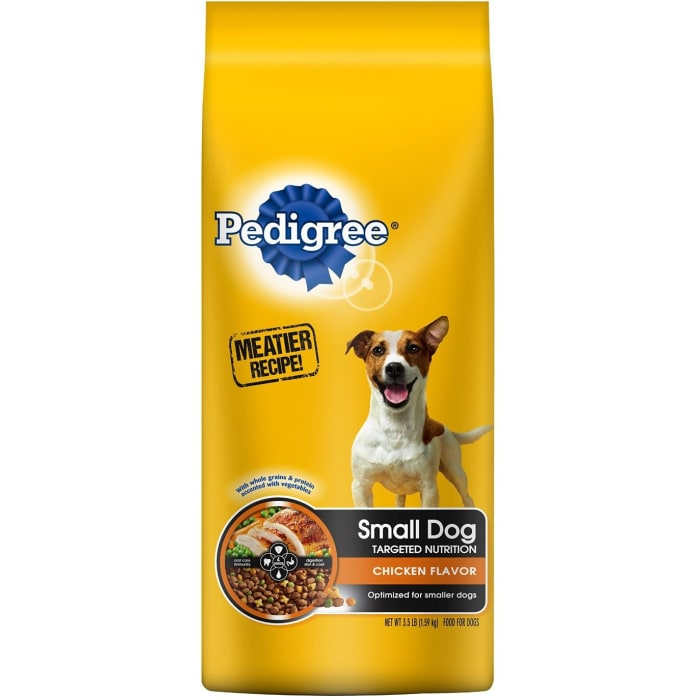 Pedigree  Small Targeted Nutrition Chicken Dog Food