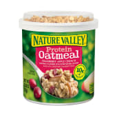 Nature Valley  Protein Oatmeal Cranberry Apple Crunch