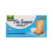 Gullon No Sugar Added Whole Grain Breakfast Biscuits 220 Grams