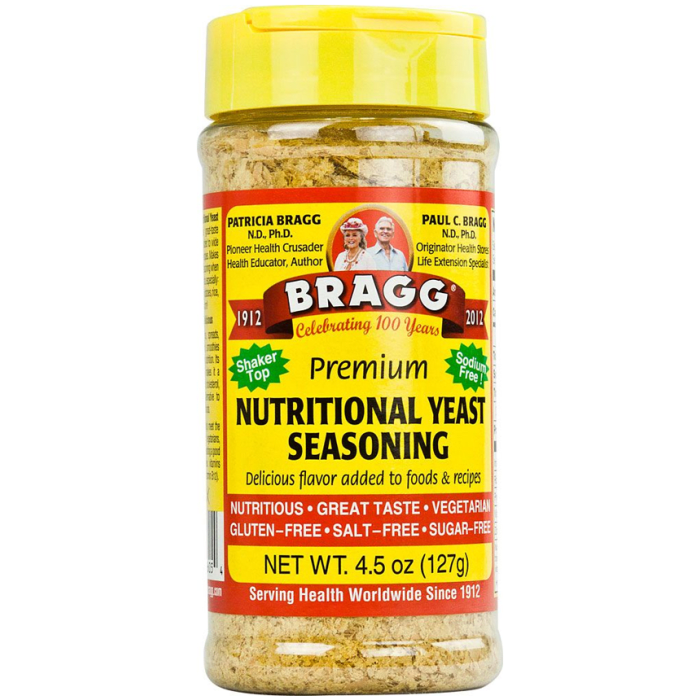Bragg  Nutritional Yeast Seasoning Premium