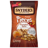Snyder's Of Hanover Pieces Pumpkin Spice 283g