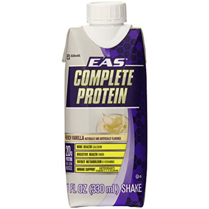 Eas Complete  French Vanilla Protein Shake