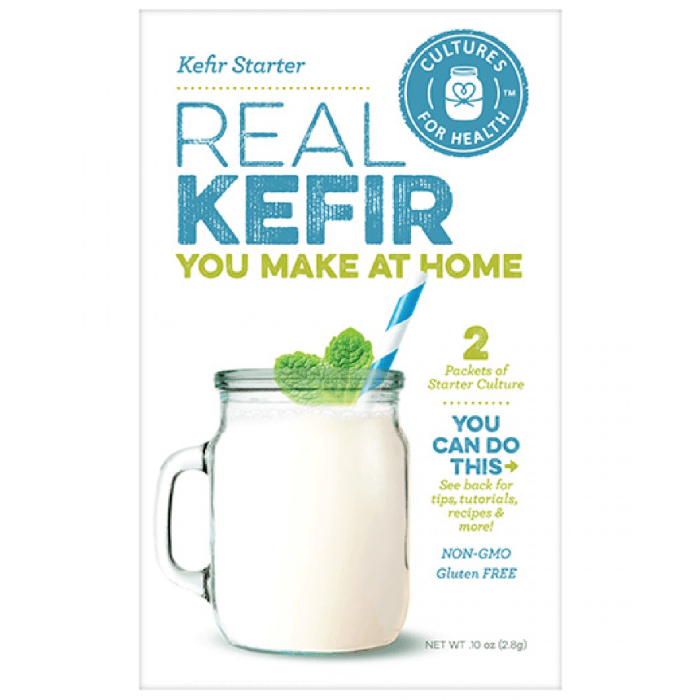 Cultures for Health Kefir Starter Powder Real Kefir
