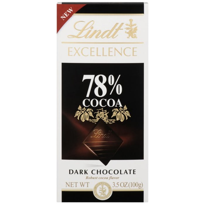Lindt Excellence Bar Dark 78%Cocoa