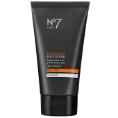 No7 Men Energising Face Scrub 150ml