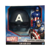 Marvel Titan Hero Series Captain America Figure and Mask