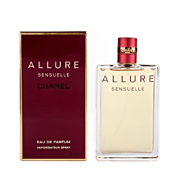 Chanel Allure Sensuelle Eau de Parfum for Women 100ml