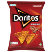 Doritos Tortilla Chips Snack Barbeque 160 Grams