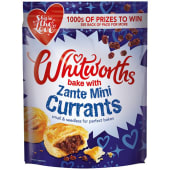 Whitworths Juicy Currants 350g