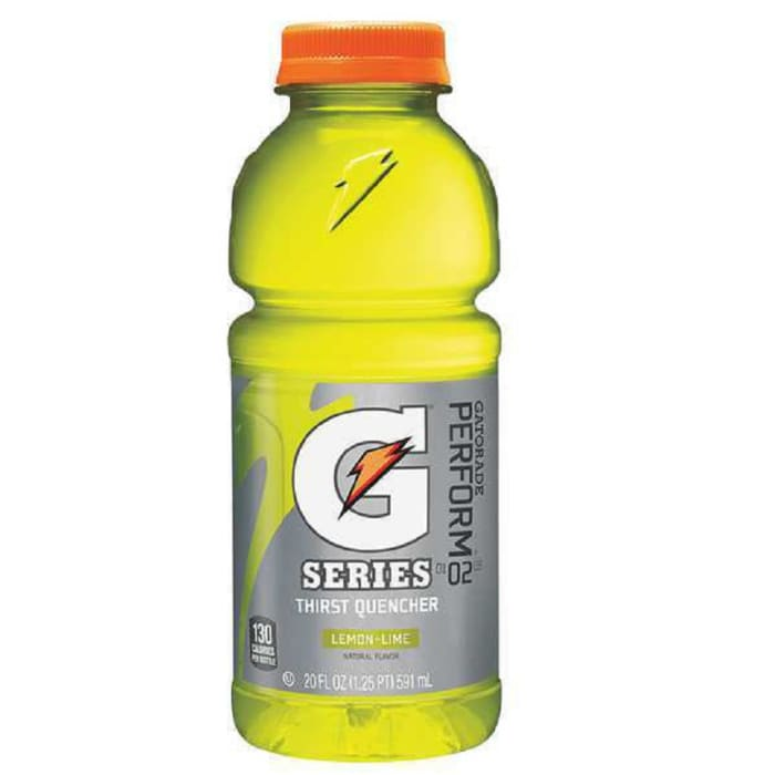 Gatorade Energy Drink Lemon & Lime