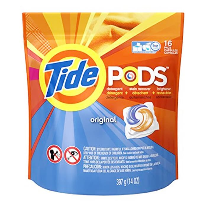 Tide PODS Original Scent HE Turbo Laundry Detergent