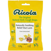 Ricola Mouthwateringly Good Swiss Herbal Sweets The Original