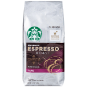 Starbucks Espresso Roast Dark Ground Coffee 340g