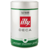 Illy Deca Decaffeinated 100% Arabica Ground Coffee 250 Grams