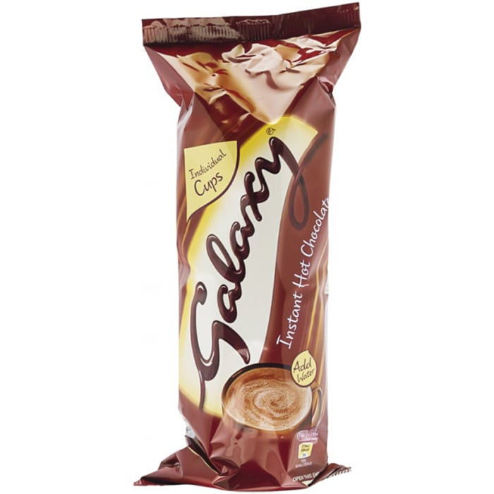 Galaxy Instant Hot Chocolate 77g