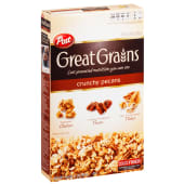 Post Great Grains Crunchy Pecans Cereal
