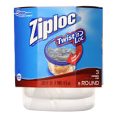 Ziploc Twist 'N Loc Containers Small