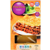 Tesco Free From Lasagne Sheets 250g