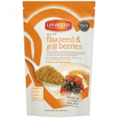 Linwoods Flaxseed & Goji Berries