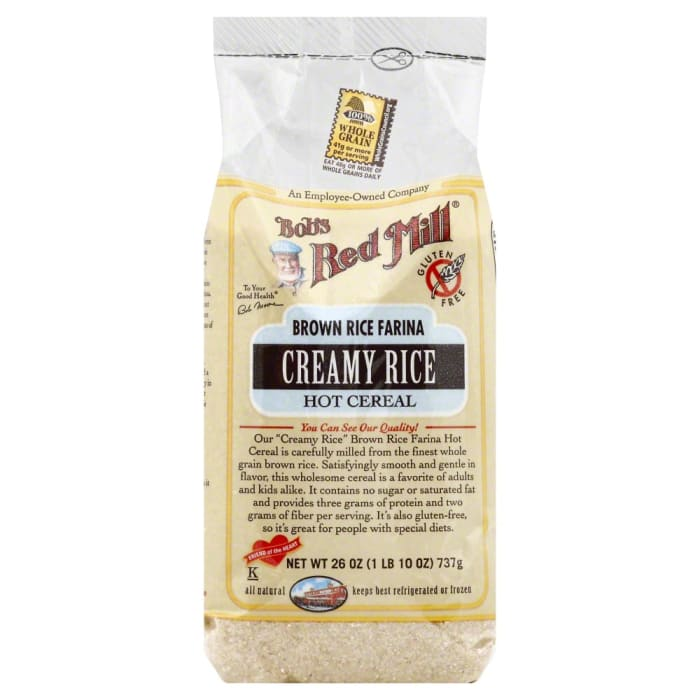 Bob's Red Mill Creamy Rice Hot Cereal