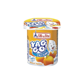 Elle & Vire Yaggo Strawberry Apricot 125 Grams