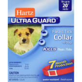 Hartz Ultra Guard Flea Tick Collar for Large Dogs Water Resistant