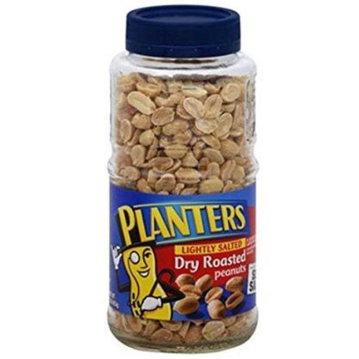 Planters  Peanuts Bottle