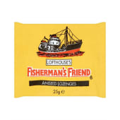 Fishermans Friend Aniseed Lozenges