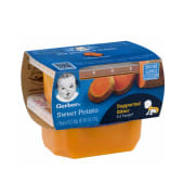 Gerber Sweet Potato Baby Pudding 113g