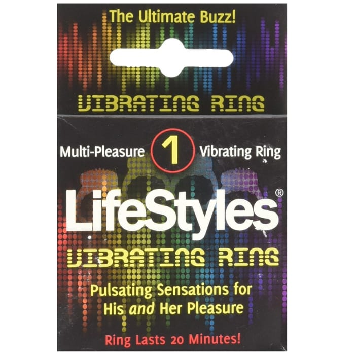 Life Styles Condoms Vibrating Ring
