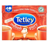 Tetley Redbush Pure Tea