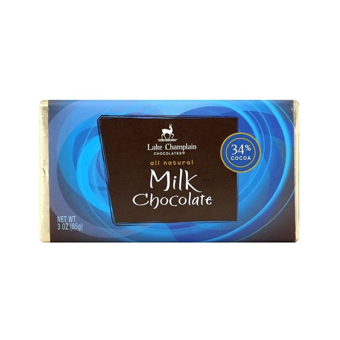 Lake Champlain Chocolate Natural Milk Chocolate