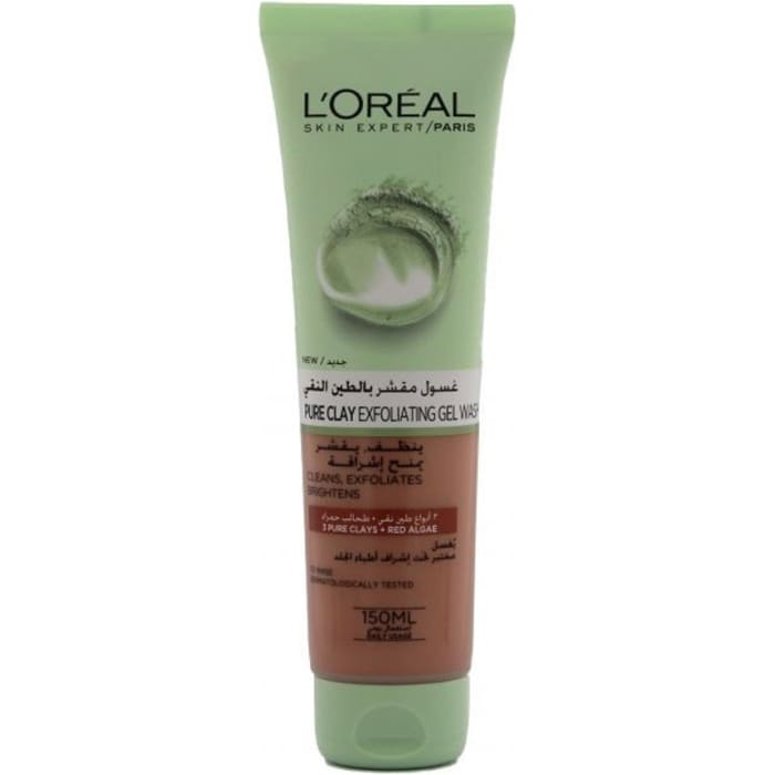 LOreal Paris Pure Exfoliating Gel
