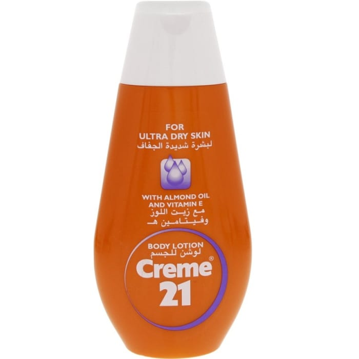 Creme 21 Body Milk For Dry Skin
