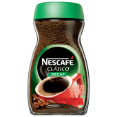 Nescaf Clasico Decaf Instant Coffee