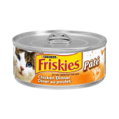 Purina  Friskies Chicken Dinner Cat Food