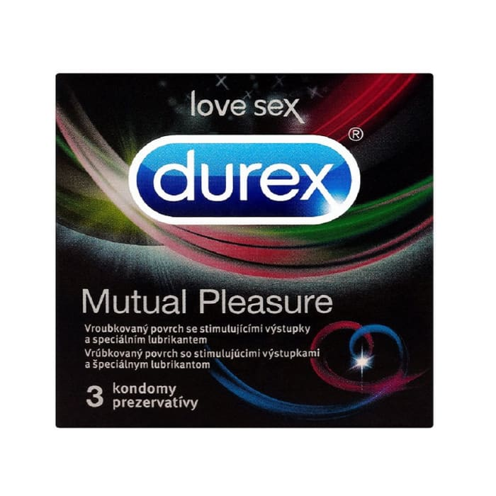 Durex Condom Mutual Pleasure