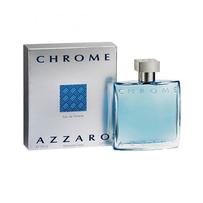 Azzaro Chrome Perfumes Eau De Natural Spray