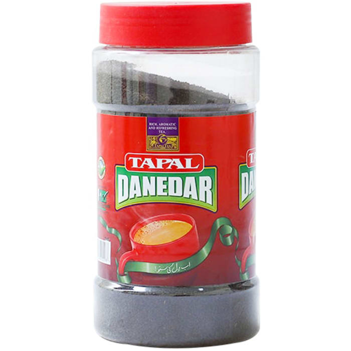 Tapal Danedar Black Tea Jar 450g