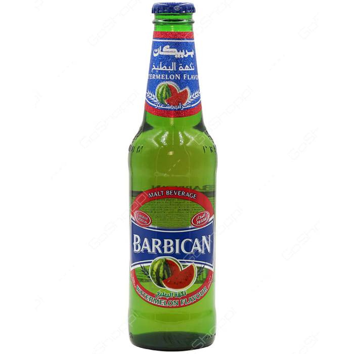 Barbican Malt Beverage Watermelon